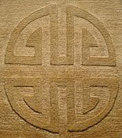 higher lower pile rug
